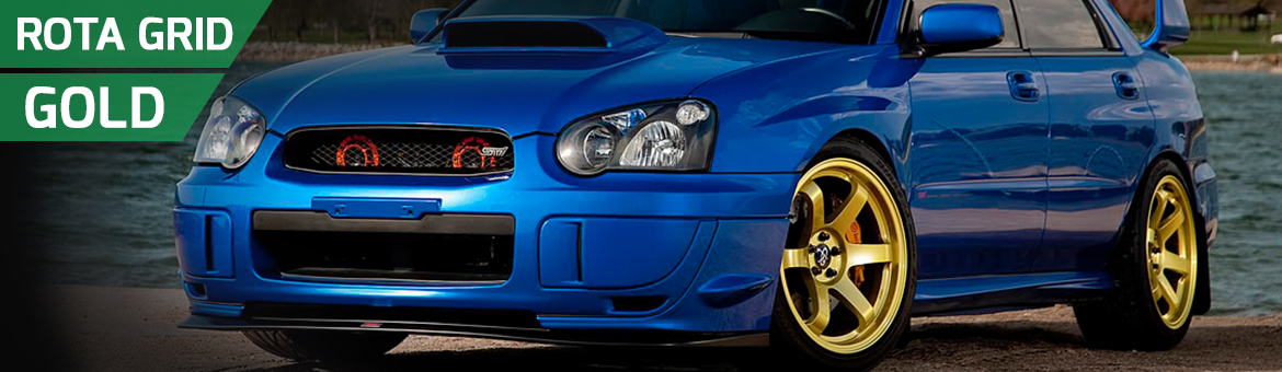 Rota Grid Gold - rotawheels.de Germany