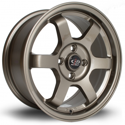 Rota Wheels - Grid Bronze (15x7 inch)