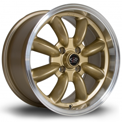 Rota Wheels - RB Royal Gold (15 inch)