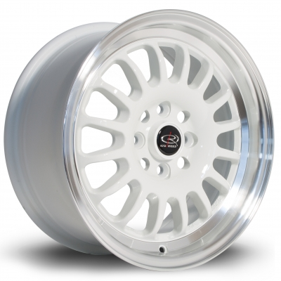 Rota Wheels - Track-R Royal White (15 Zoll)
