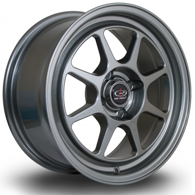 Rota Wheels - Spec8 Steelgrey (15x7 inch)