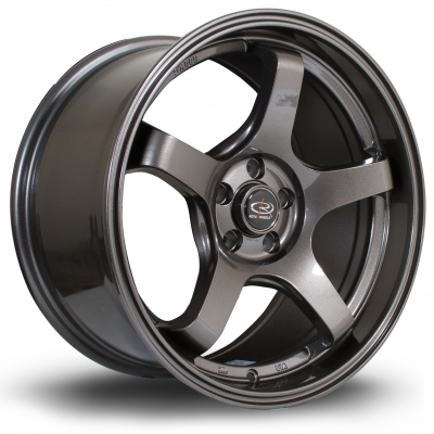 Rota Wheels - RT5 Gunmetal (17 inch)