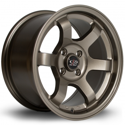 Rota Wheels - Grid Bronze (15x9 inch)