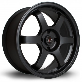 Rota Wheels - Grid Flat Black (17 inch)