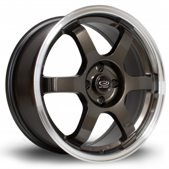 Rota Wheels - Grid Royal Gun Metallic (17 inch)