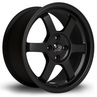 Rota Wheels - Grid Flat Black (16 inch)