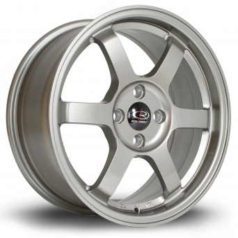 Rota Wheels - Grid Steel Grey (16 inch)