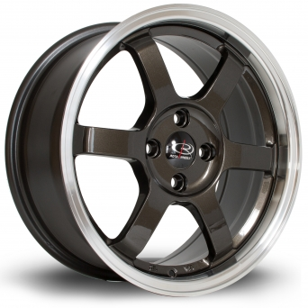 Rota Wheels - Grid Royal Gun Metallic (16 inch)