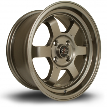 Rota Wheels - Grid-V Bronze (15x7 Zoll)