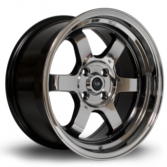 Rota Wheels - Grid-V FGM Black (16 inch)