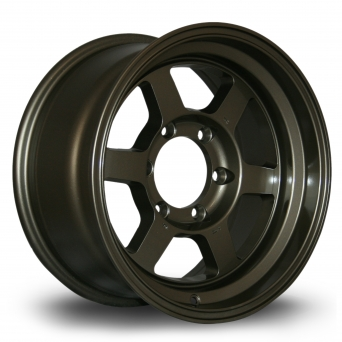 Rota Wheels - Grid Offroad Bronze (16 inch)