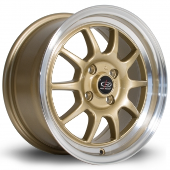 Rota Wheels - GT3 Royal Gold (15 Zoll)