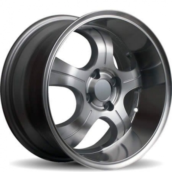 Rota Wheels - Cup Royal Silver (16 inch)