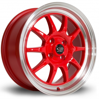 Rota Wheels - GT3 Royal Red (16 inch)