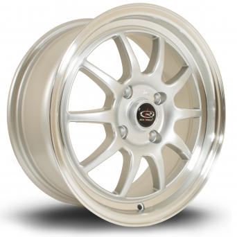 Rota Wheels - GT3 Royal Silver (16 inch)