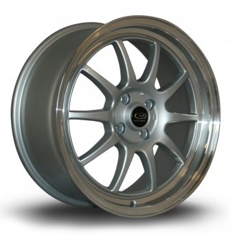 Rota Wheels - GT3 Royal Silver (17 inch)