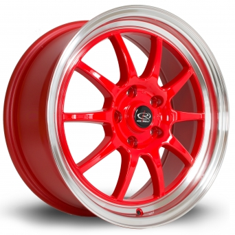 Rota Wheels - GT3 Royal Red (17 inch)
