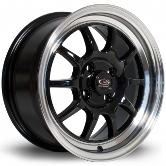 Rota Wheels - GT3 Royal Black (15 Zoll)