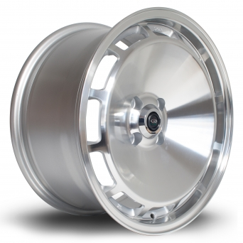 Rota Wheels - D154 Fully Polished Silver (16 Zoll)