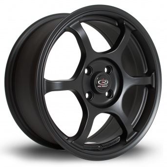 Rota Wheels - Boost Flat Black (16 inch)