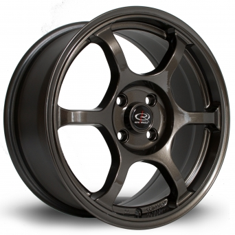 Rota Wheels - Boost Gun Metal (16 Zoll)