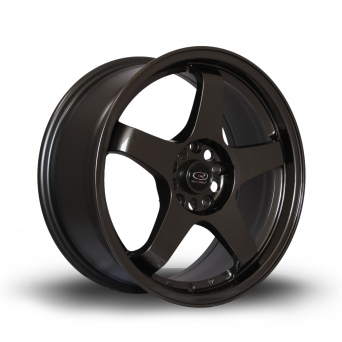 Rota Wheels - GTR Gun Metal (17x7.5 inch)