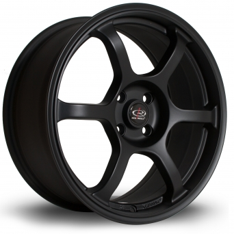 Rota Wheels - Boost Flat Black (17 inch)