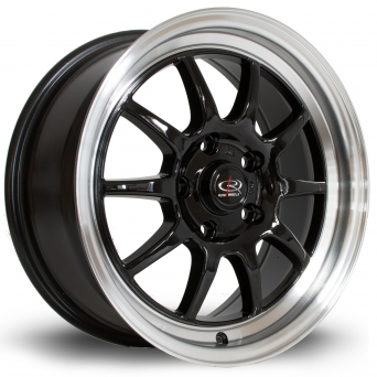 Rota Wheels - GT3 Royal Black (16 inch)
