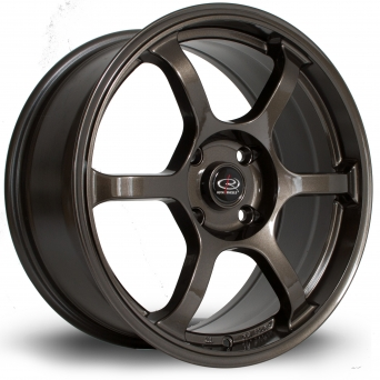 Rota Wheels - Boost Gun Metal (17 inch)