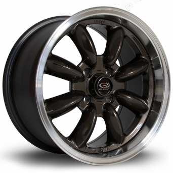 Rota Wheels - RB Royal Gun Metalic (15 Zoll)