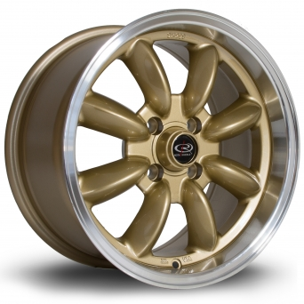 Rota Wheels - RB Royal Gold (15 Zoll)