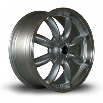 Rota Wheels - RB Royal Silver (17 inch)