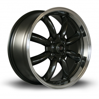 Rota Wheels - RB Royal Gun Metalic (17 Zoll)