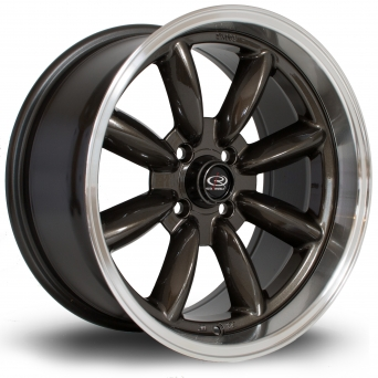 Rota Wheels - RB-R Royal Gun Metallic (16 inch)