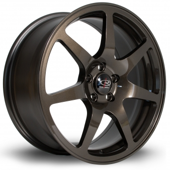 Rota Wheels - SDR Gun Metal (17 Zoll)