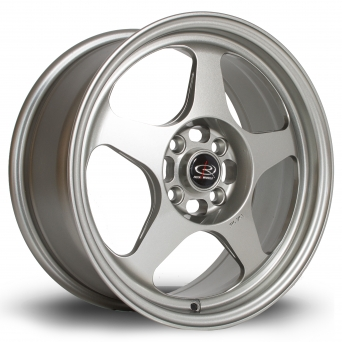 Rota Wheels - Slipstream Steel Grey with TUV (16 inch)