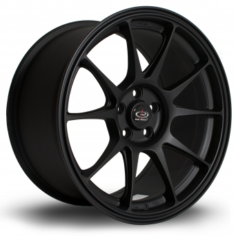 Rota Wheels - Titan Flat Black (17 inch)