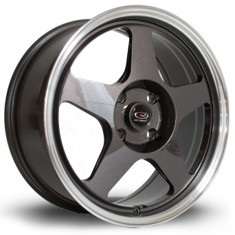 Rota Wheels - Slipstream Royal Gun Metal (17 Zoll)