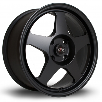 Rota Wheels - Slipstream Flat Black (17 Zoll)