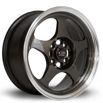 Rota Wheels - Slipstream Royal Gun Metal (15 Zoll)