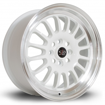Rota Wheels - Track-R Royal White (16 inch)