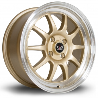 Rota Wheels - GT3 Royal Gold (16 inch)