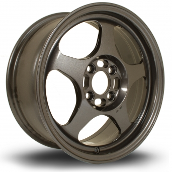 Rota Wheels - Slipstream Gun Metal (15 Zoll)