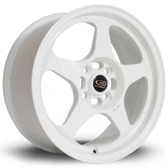 Rota Wheels - Slipstream White (16 inch)