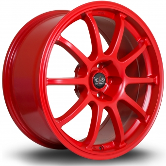 Rota Wheels - G-Force Flat Red (17 Zoll)