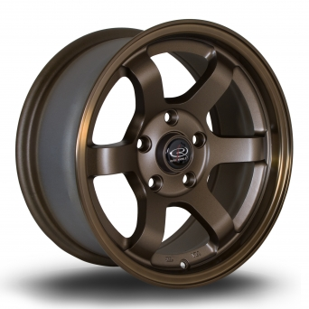 Rota Wheels - Grid-Max Sports Bronze (15x7 Zoll)