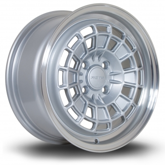 Rota Wheels - HB10 Royal Silver (15x7 Zoll)