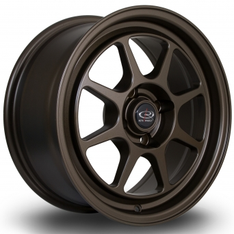 Rota Wheels - Spec8 Matt Bronze (15x7 Zoll)