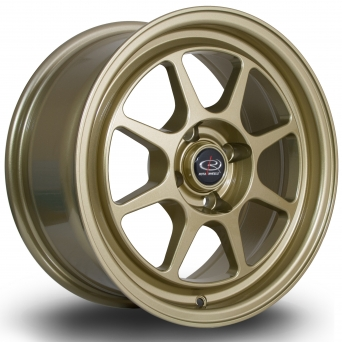 Rota Wheels - Spec8 Gold (15x7 Zoll)
