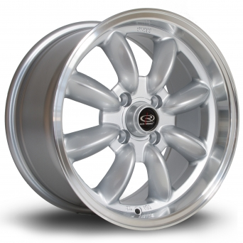 Rota Wheels - RB Royal Silver (15x7 inch)